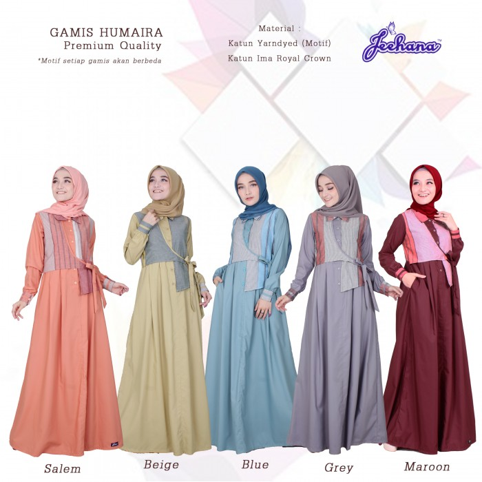 Official Store  Gamis Humaira